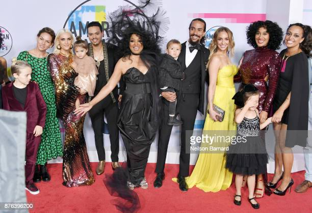 Bronx Mowgli Wentz Ashlee Simpson Jagger Snow Ross Evan Ross Diana Ross Leif Naess Ross Naess Kimberly Ryan Tracee Ellis Ross Callaway Lane and...