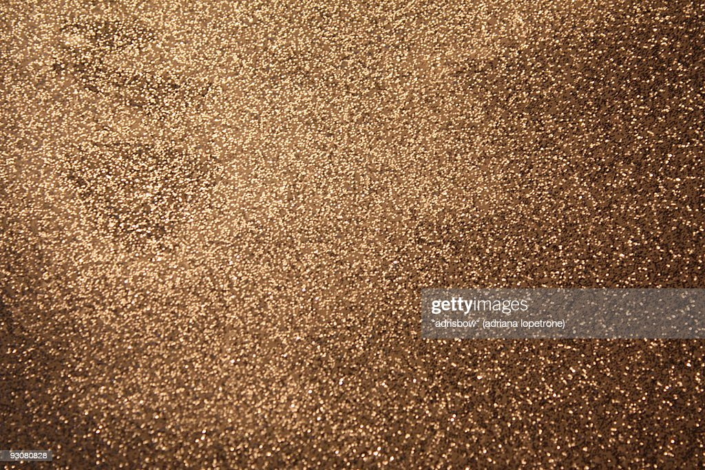 Bronze Glitter Texture Stock Photo  Getty Images