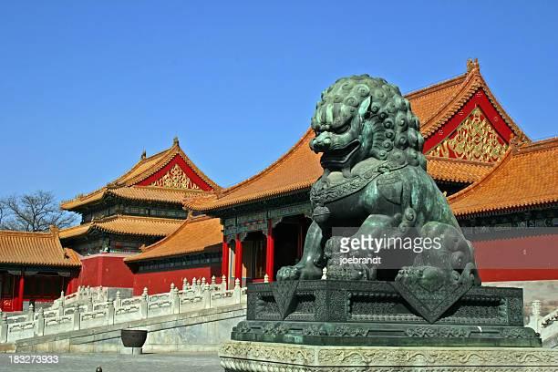De la Cité interdite à Pékin, Chine