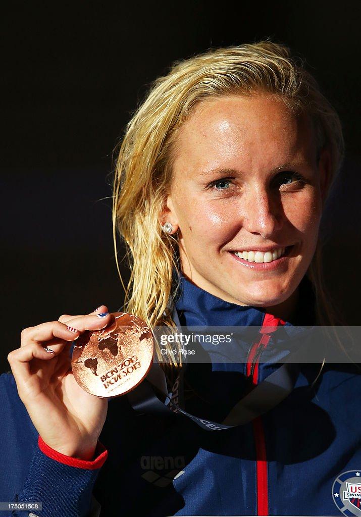 Swimming - 15th FINA World Championships: Day Eleven