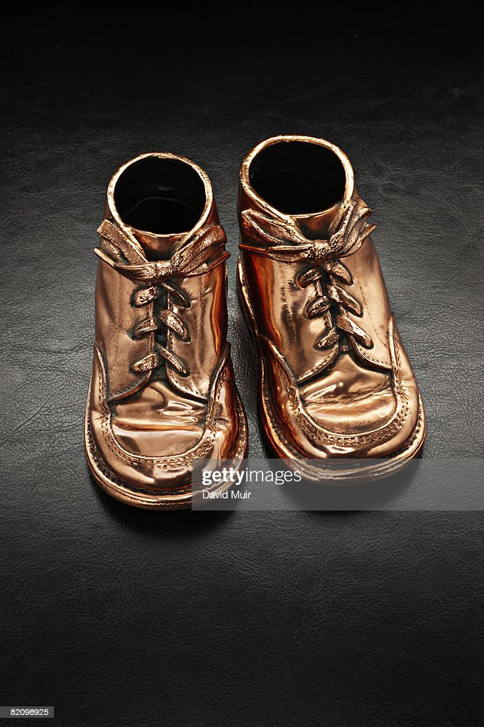 bronzed bay shoes