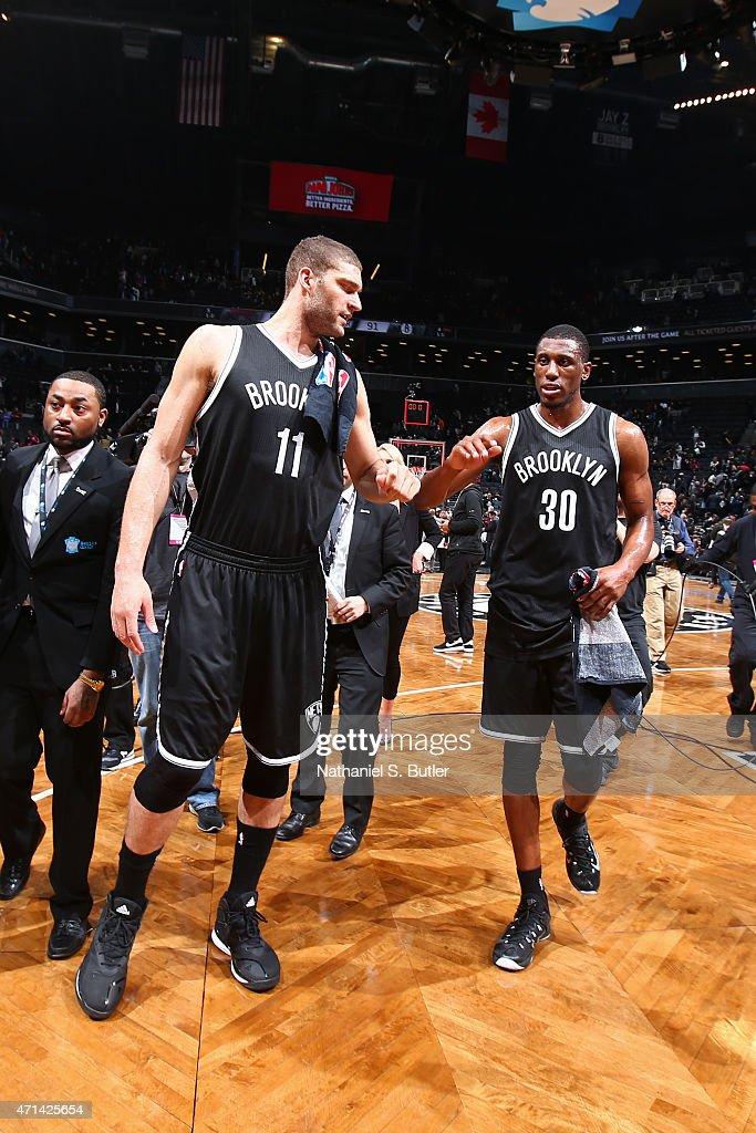 Atlanta Hawks v Brooklyn Nets - Game Three