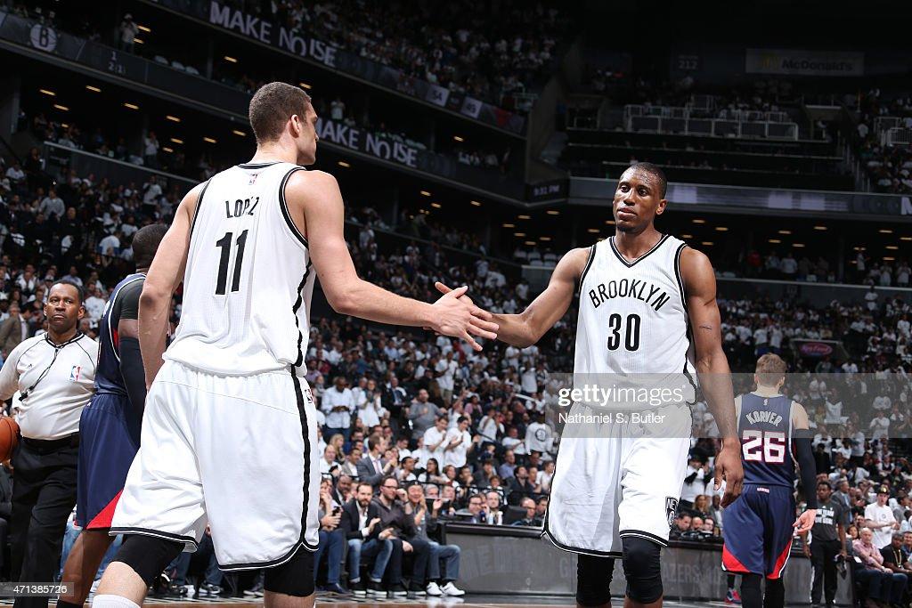 Atlanta Hawks v Brooklyn Nets - Game Four