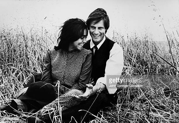 Brooke Adams as Abby and Sam Shepard as The Farmer in Terrence Malick's film 'Days of Heaven' 1978