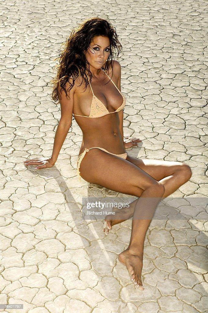 young brooke burke nude