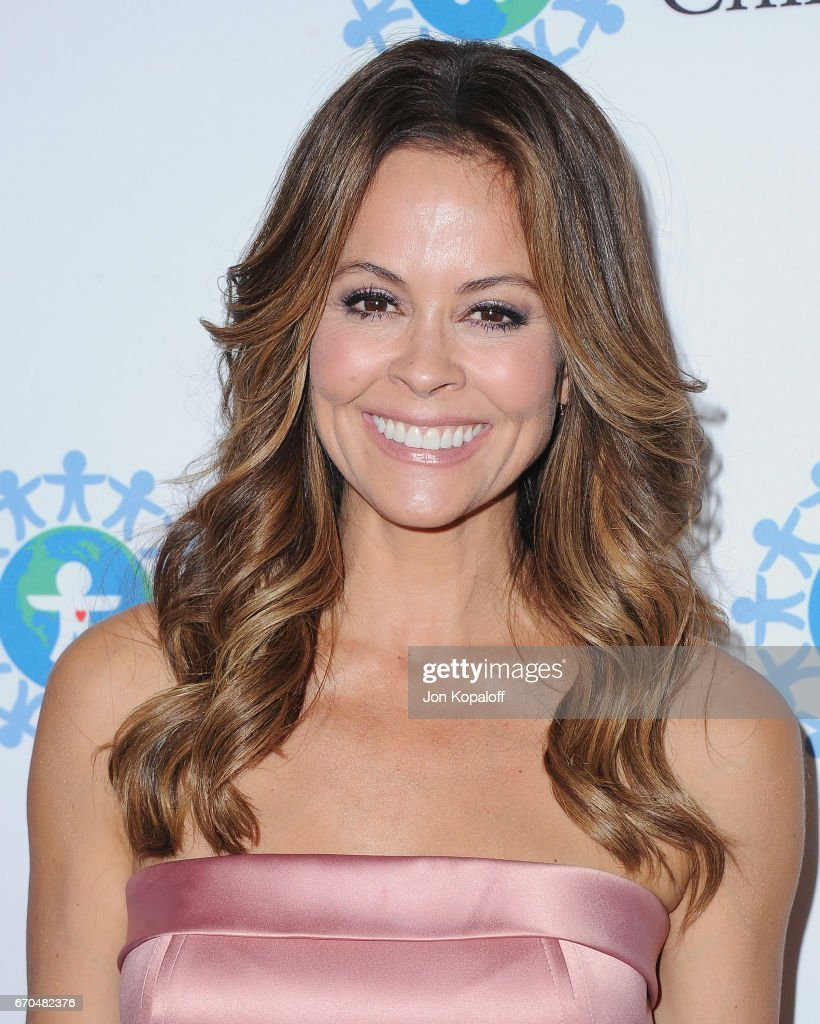 David charvet hairstyles for 2017 celebrity hairstyles by - Brooke Burke Charvet Arrives At The 2017 World Of Children Hero Awards At Montage Beverly