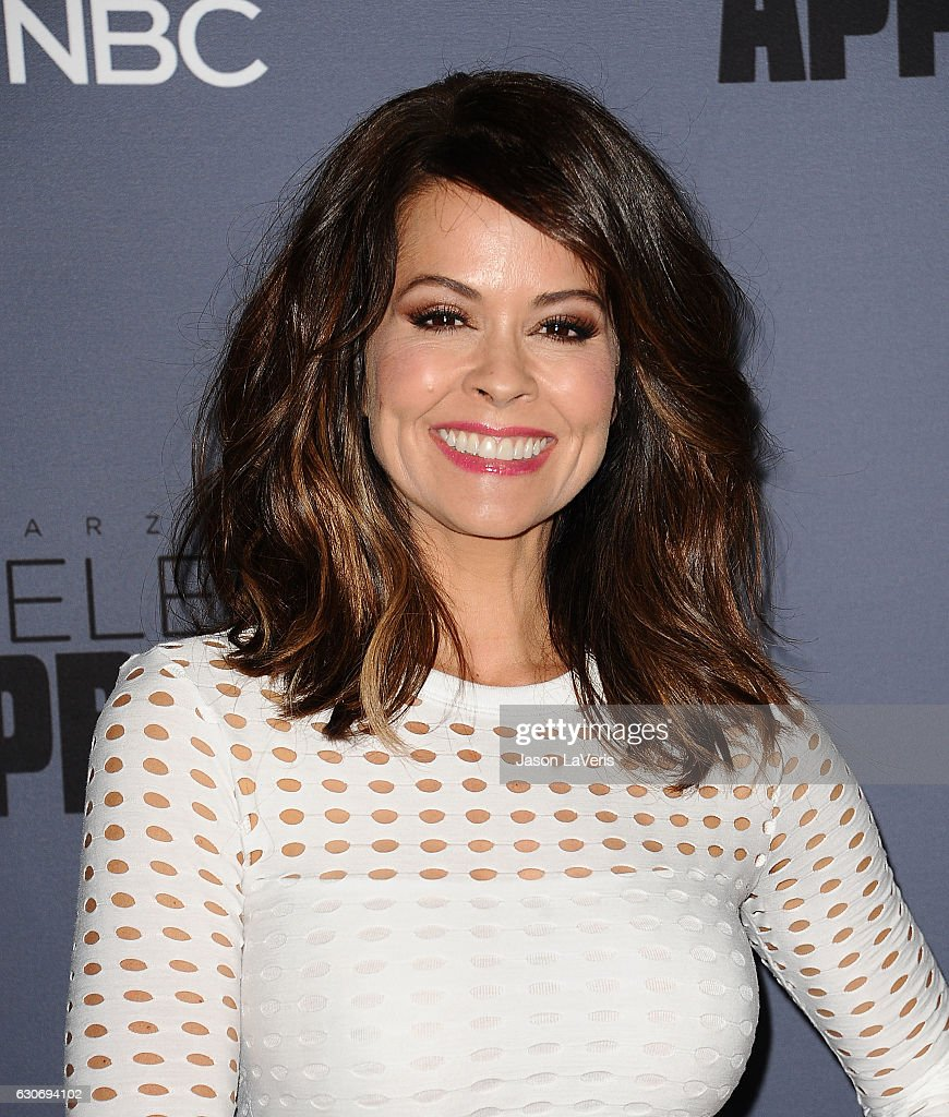 David charvet hairstyles for 2017 celebrity hairstyles by - Brooke Burke Charvet Attends The Press Junket For Nbc S Celebrity Apprentice At The