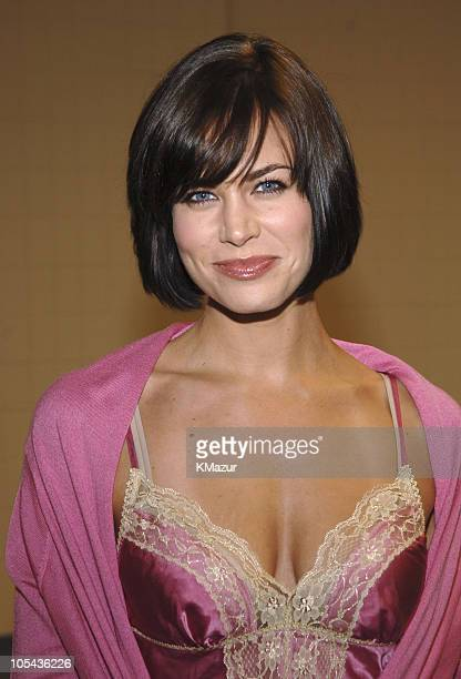 Brooke Burns during 2005/2006 WB UpFront Show at Madison Square Garden in New York City New York United States