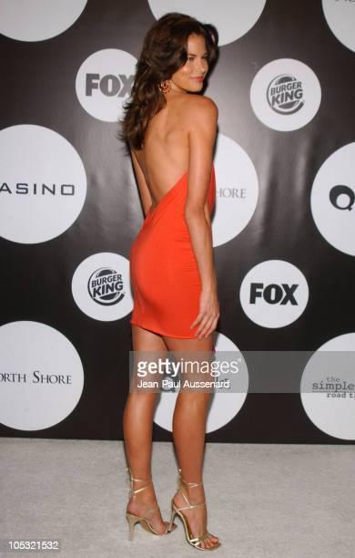 Brooke Burns during FOX New Season Launch Party at 2030 Barnard Way in Santa Monica California United States