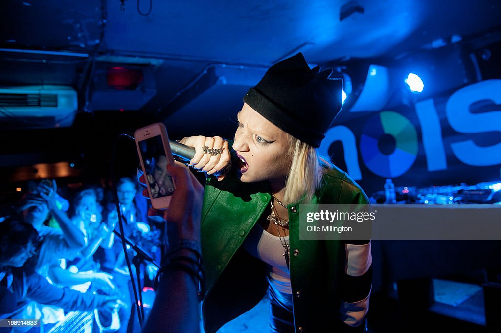 Brooke Candy performs on stage at Audio on Day 1 of The Great Escape Festival on May 16, 2013 in Brighton, England.