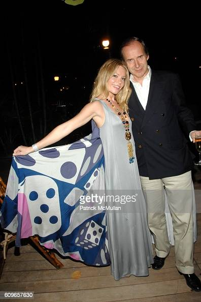 Brooke Geahan and Simon de Pury attend ACCOMPANIED LITERARY SOCIETY and Swarovski Celebrate ASSOULINE's THE WORTH OF ART in association with Mutal...