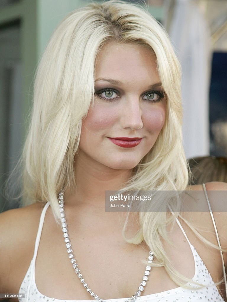 Brooke Hogan during 'Miami Vice' Miami Premiere - Arrivals at Lincoln Theatre in South Beach, Florida, United States.