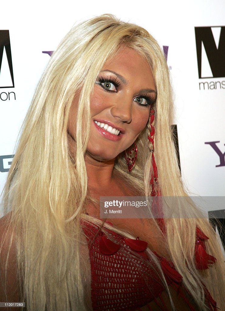 <a gi-track='captionPersonalityLinkClicked' href=/galleries/search?phrase=Brooke+Hogan&family=editorial&specificpeople=206443 ng-click='$event.stopPropagation()'>Brooke Hogan</a> during Paris Hilton Record Release Party at Mansion at Mansion in Miami, California, United States.