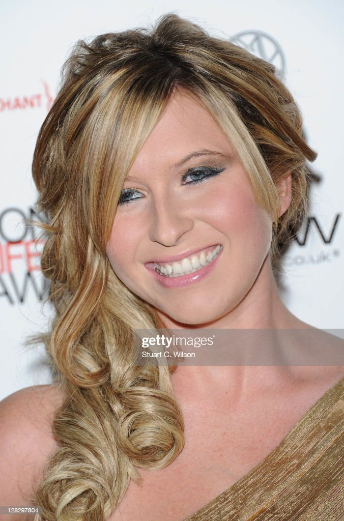 <a gi-track='captionPersonalityLinkClicked' href=/galleries/search?phrase=Brooke+Kinsella&family=editorial&specificpeople=206614 ng-click='$event.stopPropagation()'>Brooke Kinsella</a> attends the London Lifestyle Awards 2011 at Park Plaza Riverbank Hotel on October 6, 2011 in London, England.