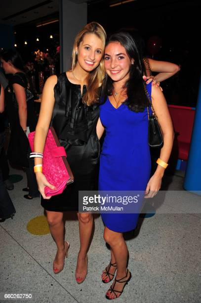 Brooke Richman and Marisa Bass attend ASSOCIATION to BENEFIT CHILDREN hosts COCKTAILS IN CANDYLAND at Dylan's Candy Bar on June 18 2009 in New York...