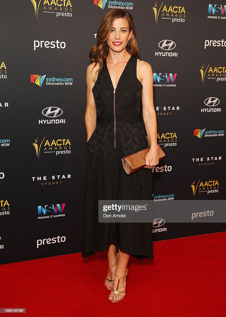 5th AACTA Awards Industry Dinner - Arrivals