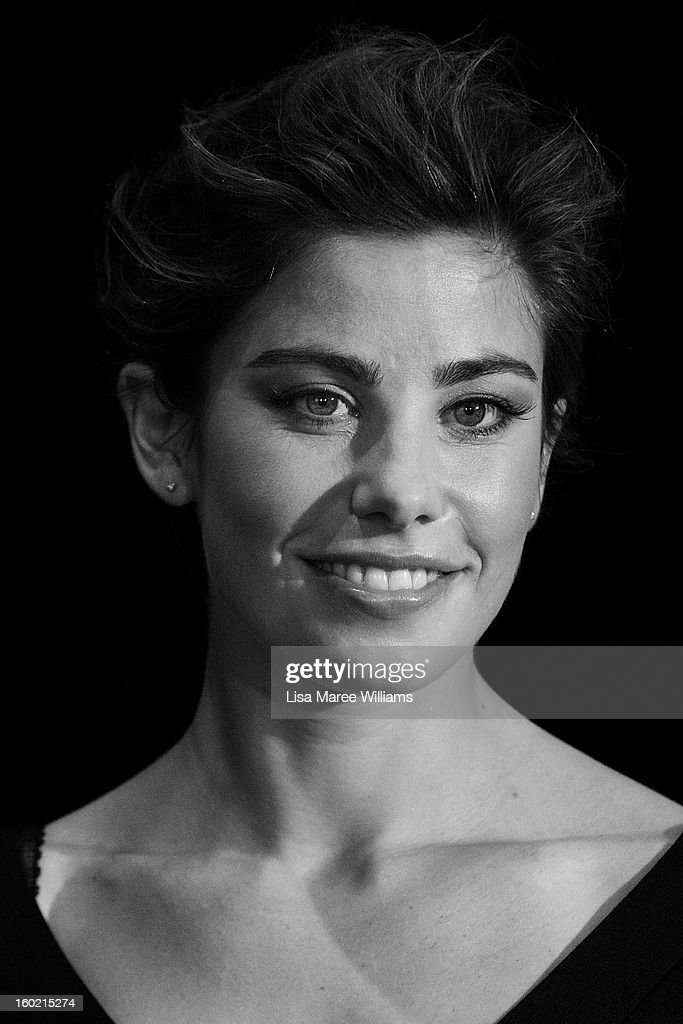 . Brooke Satchwell attends the 2nd Annual AACTA Awards Luncheon at The Star on January 28, 2013 in Sydney, Australia.
