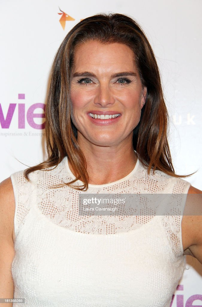 <a gi-track='captionPersonalityLinkClicked' href=/galleries/search?phrase=Brooke+Shields&family=editorial&specificpeople=202197 ng-click='$event.stopPropagation()'>Brooke Shields</a> attends day 1 of the 4th Annual WIE Symposium at Center 548 on September 20, 2013 in New York City.