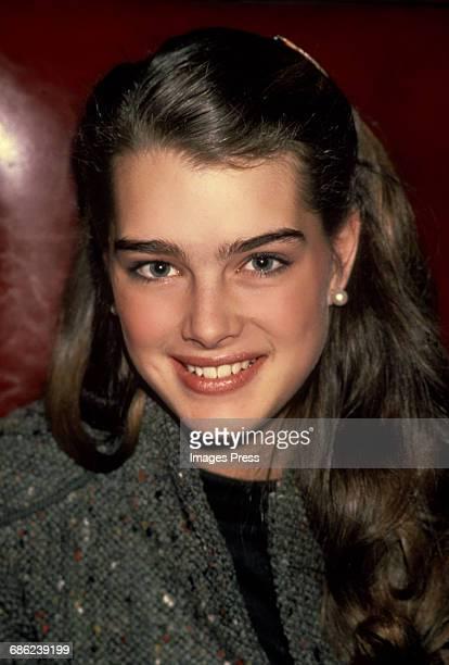 Brooke Shields circa 1980 in New York City