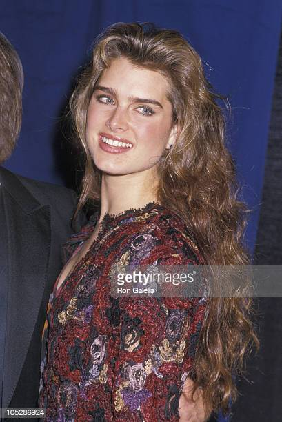 Brooke Shields during 14th Annual People's Choice Awards at 20th Century Fox Studios in Los Angeles California United States