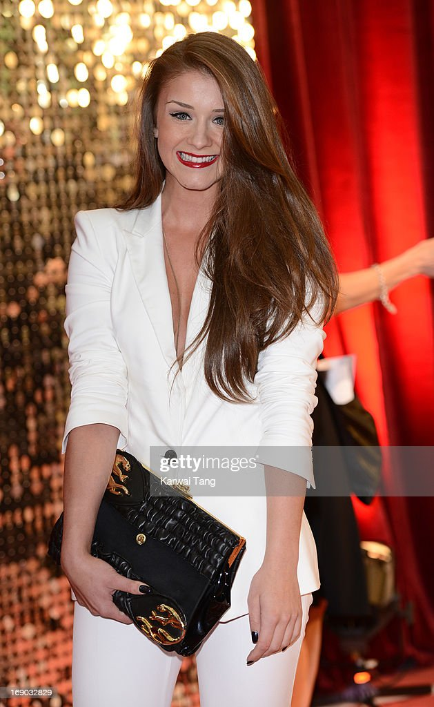Brooke Vincent attends the British Soap Awards at Media City on May 18, 2013 in Manchester, England.