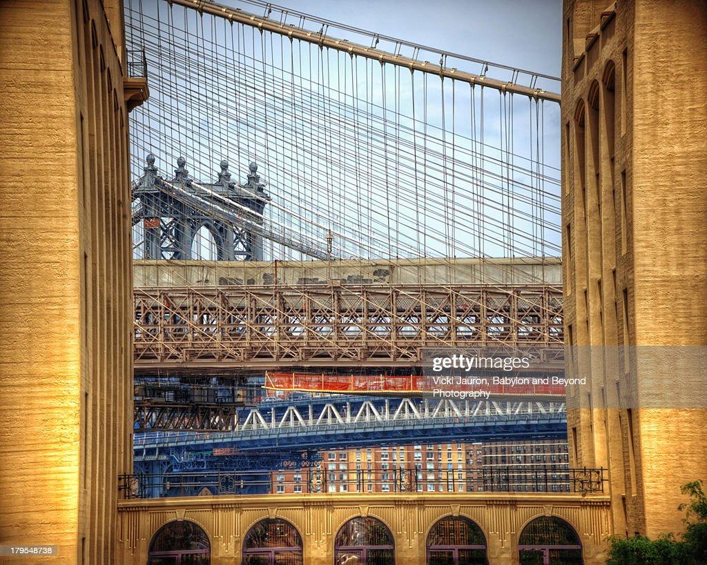 Brooklyn Bridge Convergence