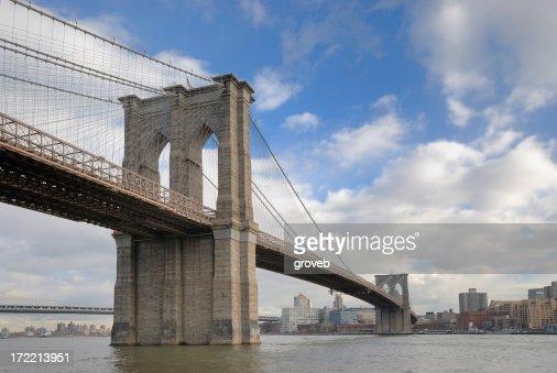 Brooklyn Bridge from Manhattan