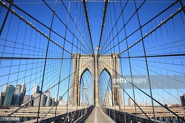 Pont de Brooklyn, à New York