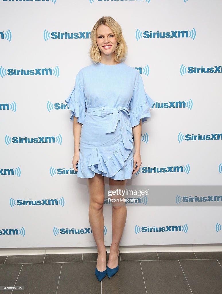Celebrities Visit SiriusXM Studios - May 18, 2015