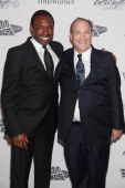 Brooklyn Nets head coach Avery Johnson and Bruce Ratner attend BAM 30th Next Wave Gala at Skylight One Hanson on September 27 2012 in New York City