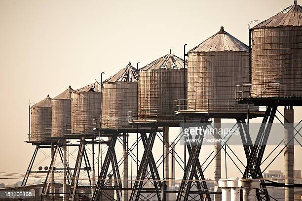Brooklyn Water Towers