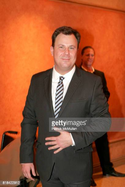 Brooks Ashmanskas attends Opening Night of Present Laughter at American Airlines Theater on January 21 2010 in New York City