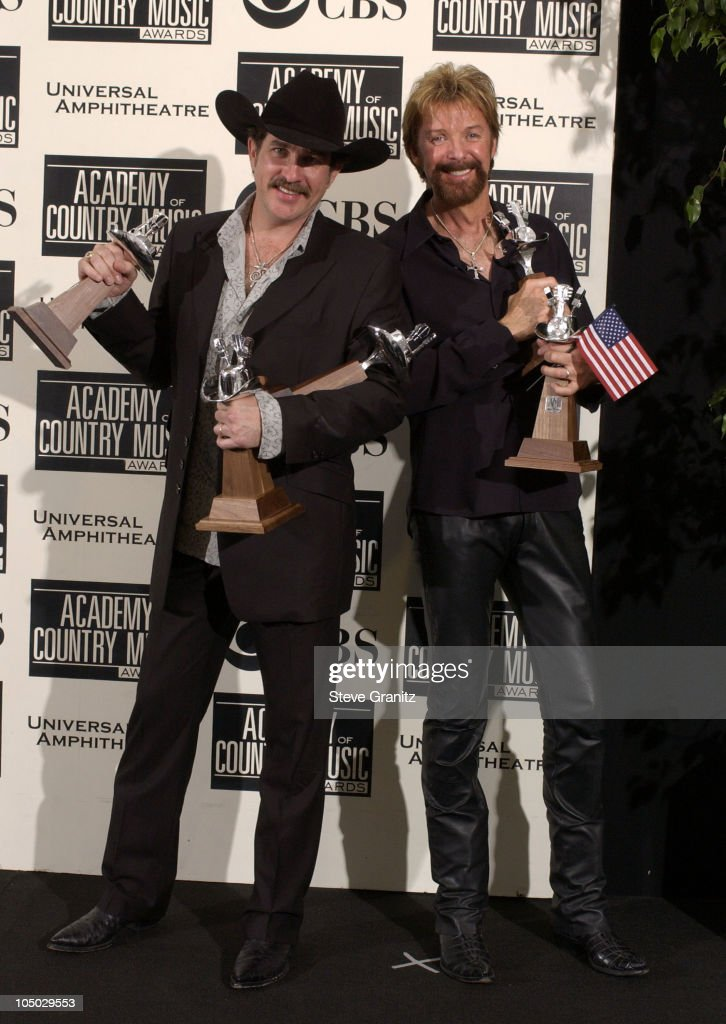 The 37th Annual Academy of Country Music Awards - Press Room