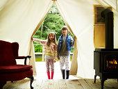 Camping, Resort, Getaway, Vacation