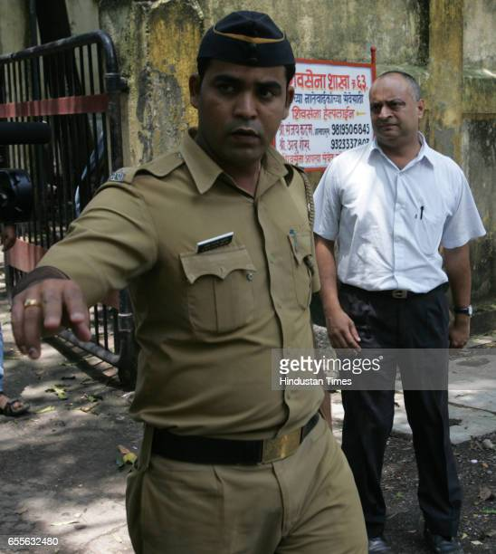 Brotherinlaw of Viveka Babajee walks out of Cooper Hospital before postmortem was conducted