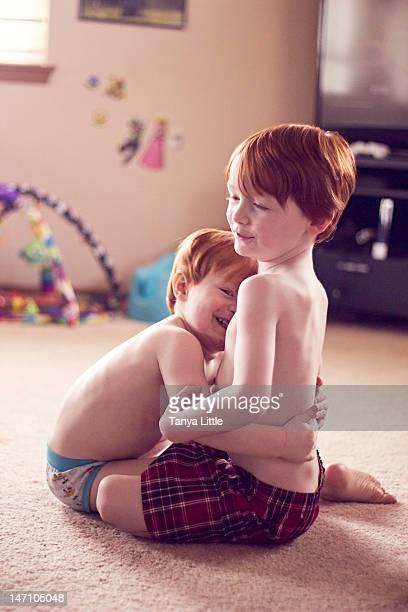 Brotherly Hug
