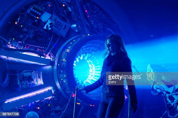 12 MONKEYS 'Brothers' Episode 304 Pictured Amanda Schull as Cassandra Railly