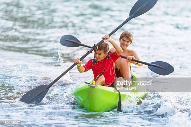 Frères du kayak