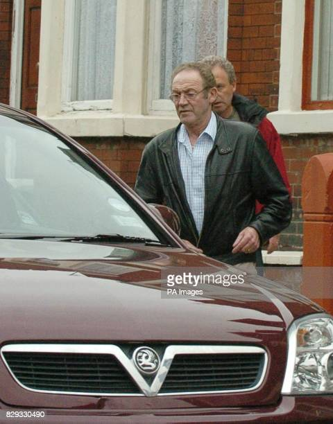 Brothers of Ken Bigley Stanley and Philip leave their mother's house in Walton Liverpool Relatives of British hostage Kenneth Bigley continued their...