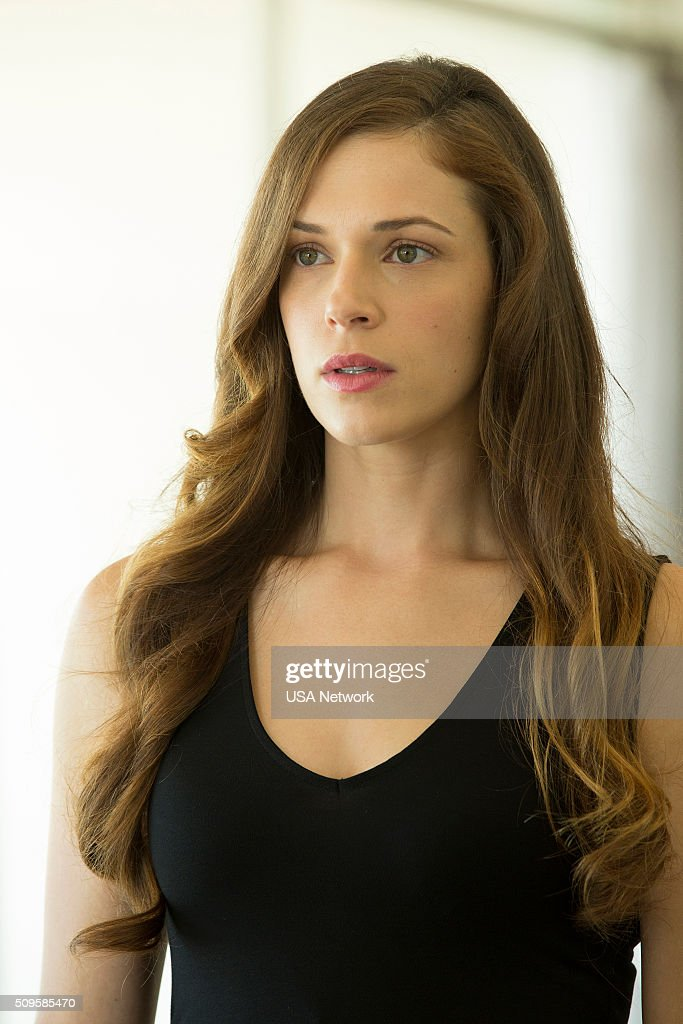 COLONY 'Broussard' Episode 107 Pictured Amanda Righetti as Maddie