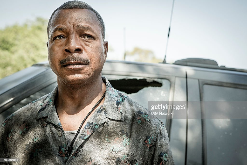 COLONY 'Broussard' Episode 107 Pictured Carl Weathers as Beau