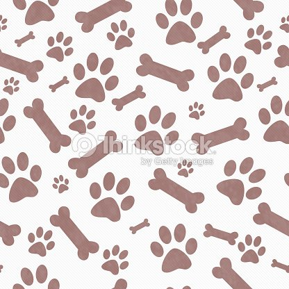 Brown dog bone background - photo#43