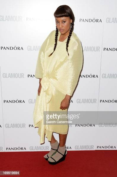 Brown attends Glamour Women of the Year Awards 2013 at Berkeley Square Gardens on June 4 2013 in London England