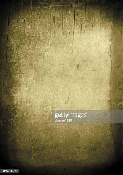 Brown Bronzed Paper Grunge Background