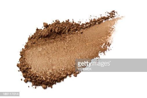 Brown Color Eyeshadow