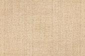 brown colored vintage hemp cloth texture background
