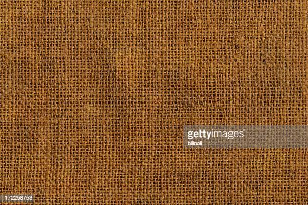 Brown grunge linen texture