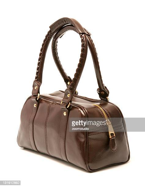 Brown Handtasche
