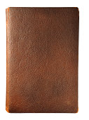 Brown Leather Book