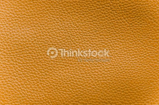 Brown Leather Wallpaper Stock Photo